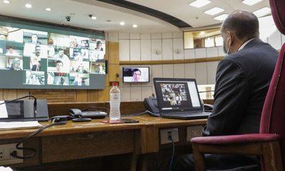 Blas Llano pidió tratar de urgencia proyecto de ley archivado en Diputados