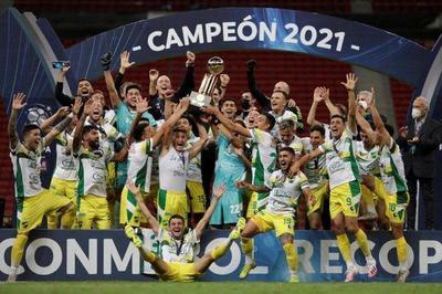 Defensa y Justicia conquista la Recopa Sudamericana en una final épica – Prensa 5