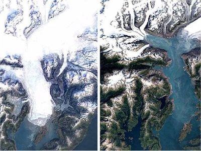 Google Earth añade capa para observar la evolución de la Tierra