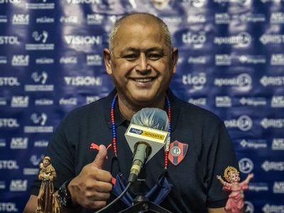 Francisco Arce optimista de cara a la seguidilla de partidos