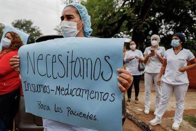 En tan sólo 24 horas, cinco enfermeras fallecieron a causa de covid-19
