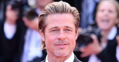 Fotografías de Brad Pitt en silla de ruedas encienden alarma sobre su estado de salud