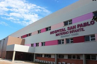 Seis embarazadas con Covid en UTI en el Hospital Materno Infantil San Pablo