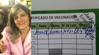 """Joven denuncia que """"robaron"""" vacuna anti-covid que era para su madre – Prensa 5"""