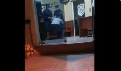 Mujer denuncia inacción de Policía y Fiscalía en hechos de violencia