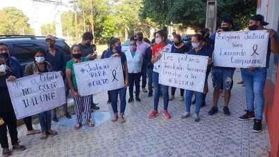 Vecinos de Saladillo reclaman justicia para «Cheto»