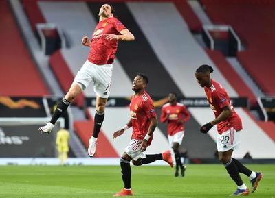 El United se cita con la Roma en semifinales