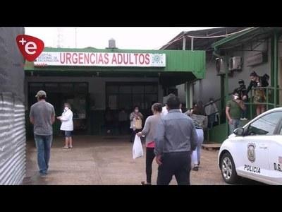 GARANTIZAN ATENCIONES BÁSICAS EN EL HRE