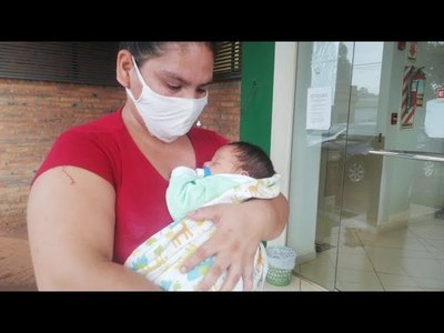 HUMILDE FAMILIA PIDE AYUDA PARA COSTEAR TRATAMIENTOS DE SU BEBÉ
