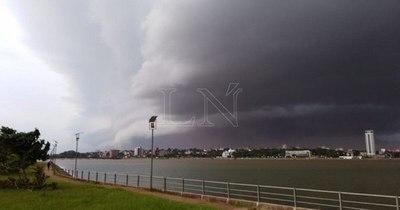 La Nación / Alerta para la Región Oriental: se esperan tormentas eléctricas con vientos fuertes y caída de granizos