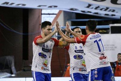 Carapeguá sube al podio del campeonato Nacional de Futsal FIFA
