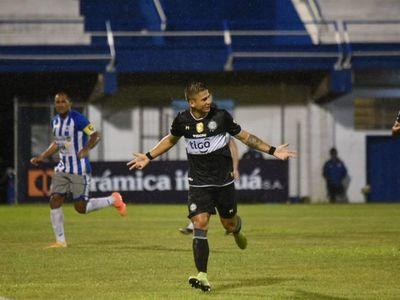 Jorge Colmán y Guillermo Paiva regresaron al fútbol brasileño