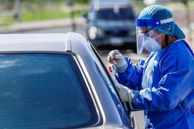 Paraguay suma 70 fallecidos más y otros 2.367 contagios de COVID