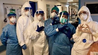 COVID19: Confirman 70 fallecidos y más de 500 pacientes en UTI