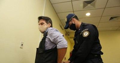 La Nación / Ratifican prisión de Cristhian Turrini, imputado por la megacarga de 2.331 kilos de cocaína
