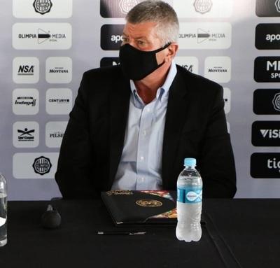 """Miguel Brunotte: """"La Libertadores es una materia pendiente"""""""