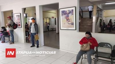 HRE: SALA MÉDICA SERÁ HABILITADA CON AIRE ACONDICIONADO Y OTRAS COMODIDADES.