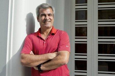 Elizondo habló de errores, profesionalizar el arbitraje y dijo que se 'trabaja mucho'
