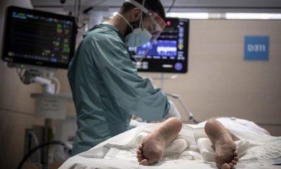 Covid-19: Deja 70 finados, 2.367 contagiados, 2.949 internados de los cuales 504 están en terapia intensiva