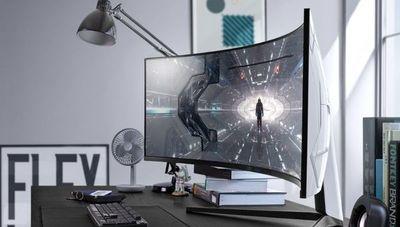 Samsung Odyssey G9: el monitor gamer curvo que replica el aspecto del ojo humano