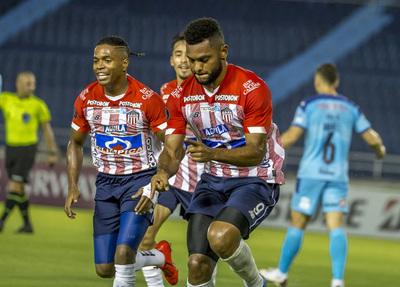 Junior golea y asegura su lugar en la Libertadores