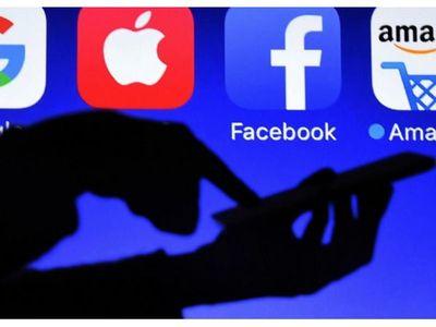 Legisladores recomiendan dividir a gigantes tecnológicos