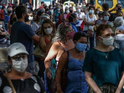 "MSF denuncia ""catástrofe"" en Brasil por mal manejo de la pandemia"