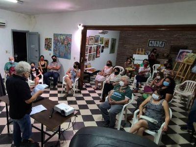 Sobre poesía, guarania y sicoanálisis