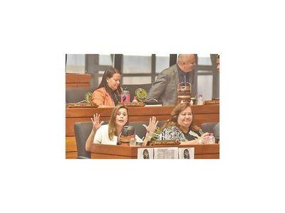 Diputada espera un  cambio de postura de bancadas de ANR