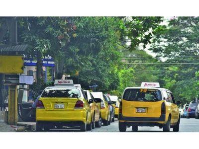 Ley es desigual con taxistas, dicen
