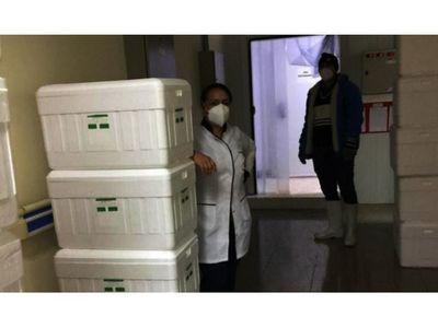 Alto Paraná se sumó para exportar plasma     que volverá como fármaco