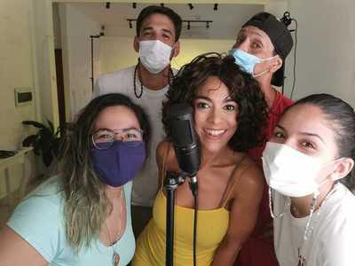 """Obra """"Ninfómana alérgica"""" sube hoy a escena en la Alianza Francesa"""