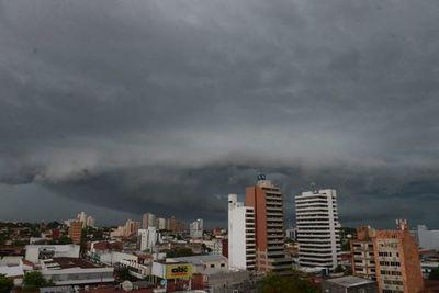 Ambiente inestable persistirá durante el fin de semana, según Meteorología