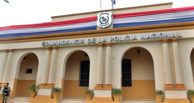 Asumieron nuevos directores de Policía de Asunción y otros 10 departamentos