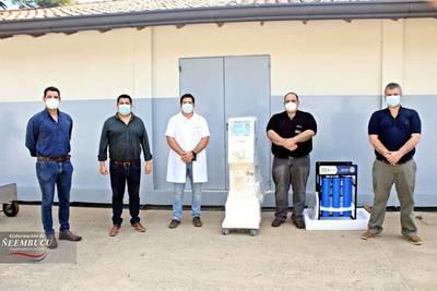 El hospital de IPS Pilar contará con servicio de diálisis – Prensa 5