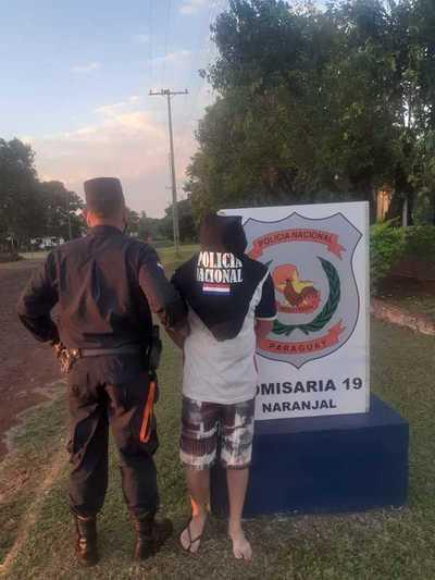 Detienen a presunto depravado que contaba con orden de captura