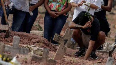 Coronavirus: Brasil es como un Fukushima biológico, un reactor nuclear que está fuera de control