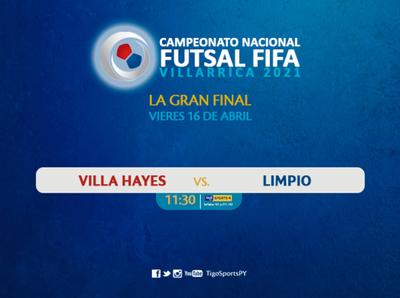 El Nacional de futsal FIFA conocerá a su campeón