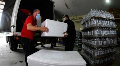 Salud recibió un lote de medicamentos donados por Estados Unidos – Prensa 5