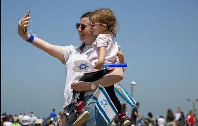 Covid-19: gobierno libera a israelíes de uso obligatorio de mascarillas al aire libre