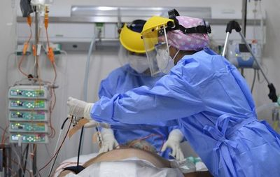Ocupación de camas de terapia es total y ya no es predominante el paciente con comorbilidad