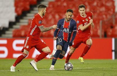 Neymar, mejor jugador de la semana