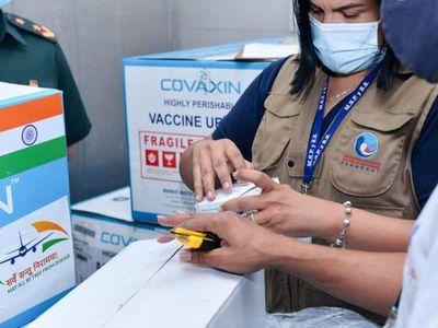 Gobierno aguarda datos oficiales sobre llegada de vacunas de India