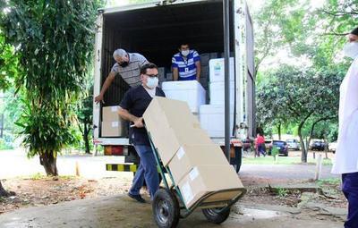 Covid-19: Estados Unidos coopera con Paraguay y dona medicamentos e insumos