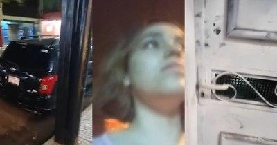La Nación / Joven denuncia acosos constantes y pide auxilio en su Instagram
