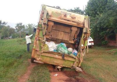Capiatá: Servicio de recolección de basura se regularizará este fin de semana