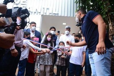 El ENGAÑO de Prieto: prometió UTI infantil y entrego pabellón RESPIRATORIO