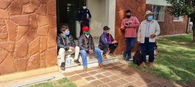 """Campesinos tildan a Mario Abdo de """"Pinocho de la gente"""""""
