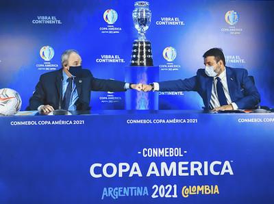 Conmebol aumenta premio para el campeón de Copa América
