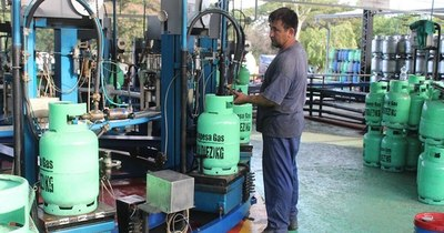 La Nación / Precio del gas fue reajustado desde marzo en G. 600 por kilo y G. 300 por litro, confirma Capagas